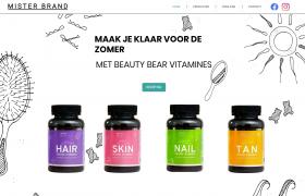 Website MisterBrand